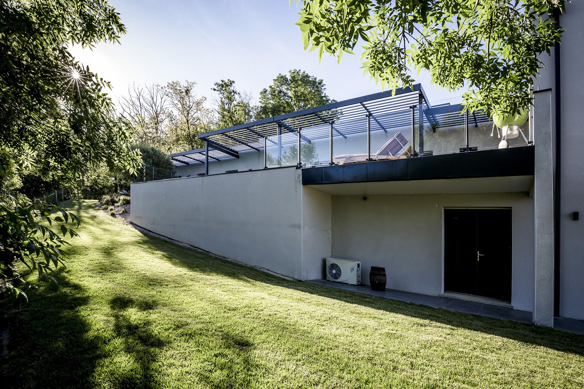 Maison architecte Pibrac