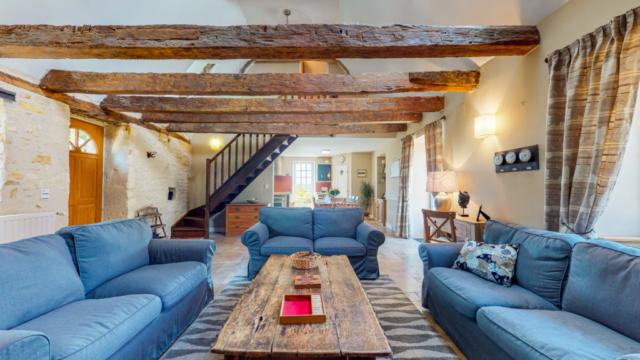 Maison charme Périgord Immobilier