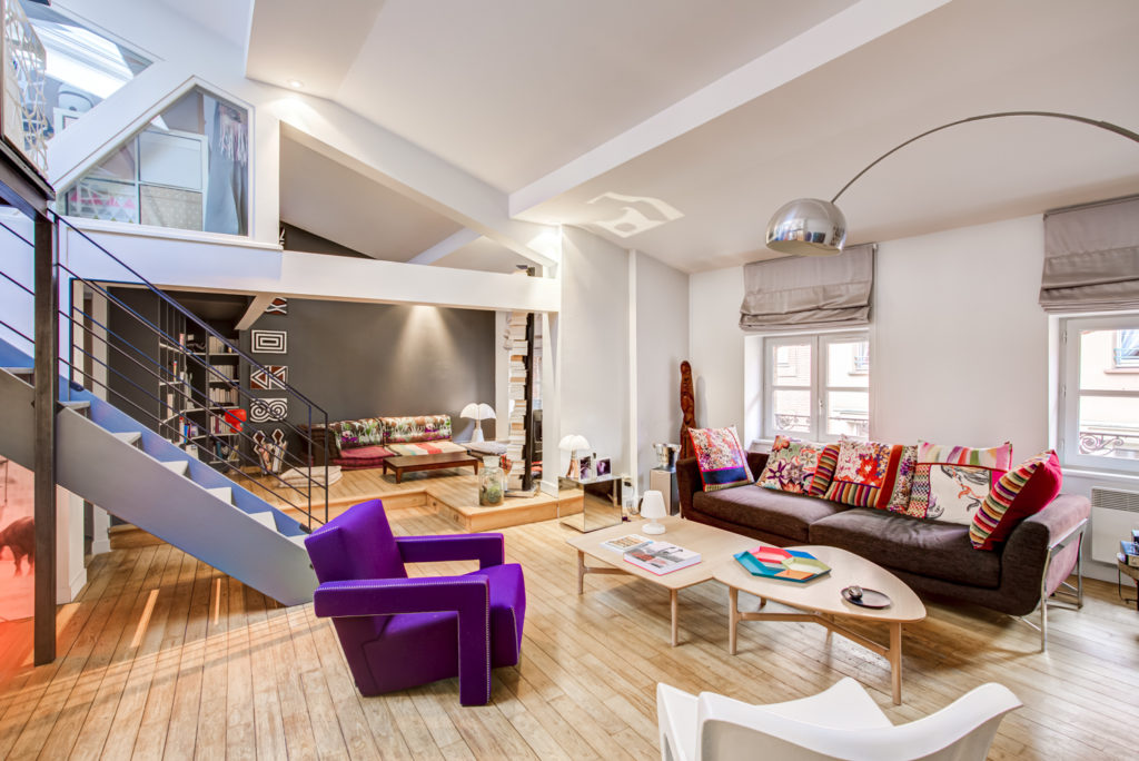 Loft design Toulouse