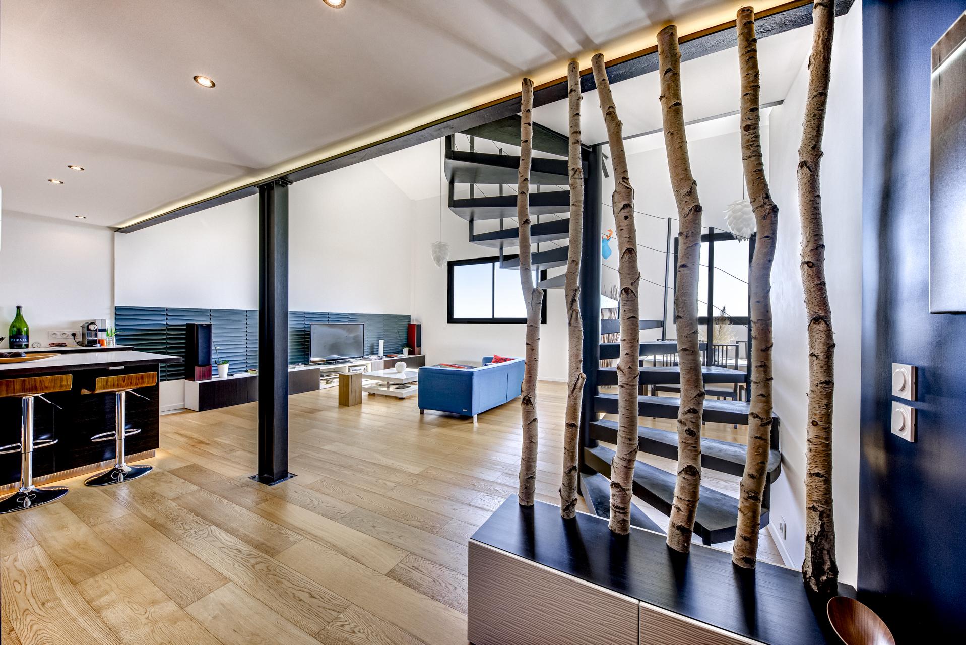 Loft architecte Tarn